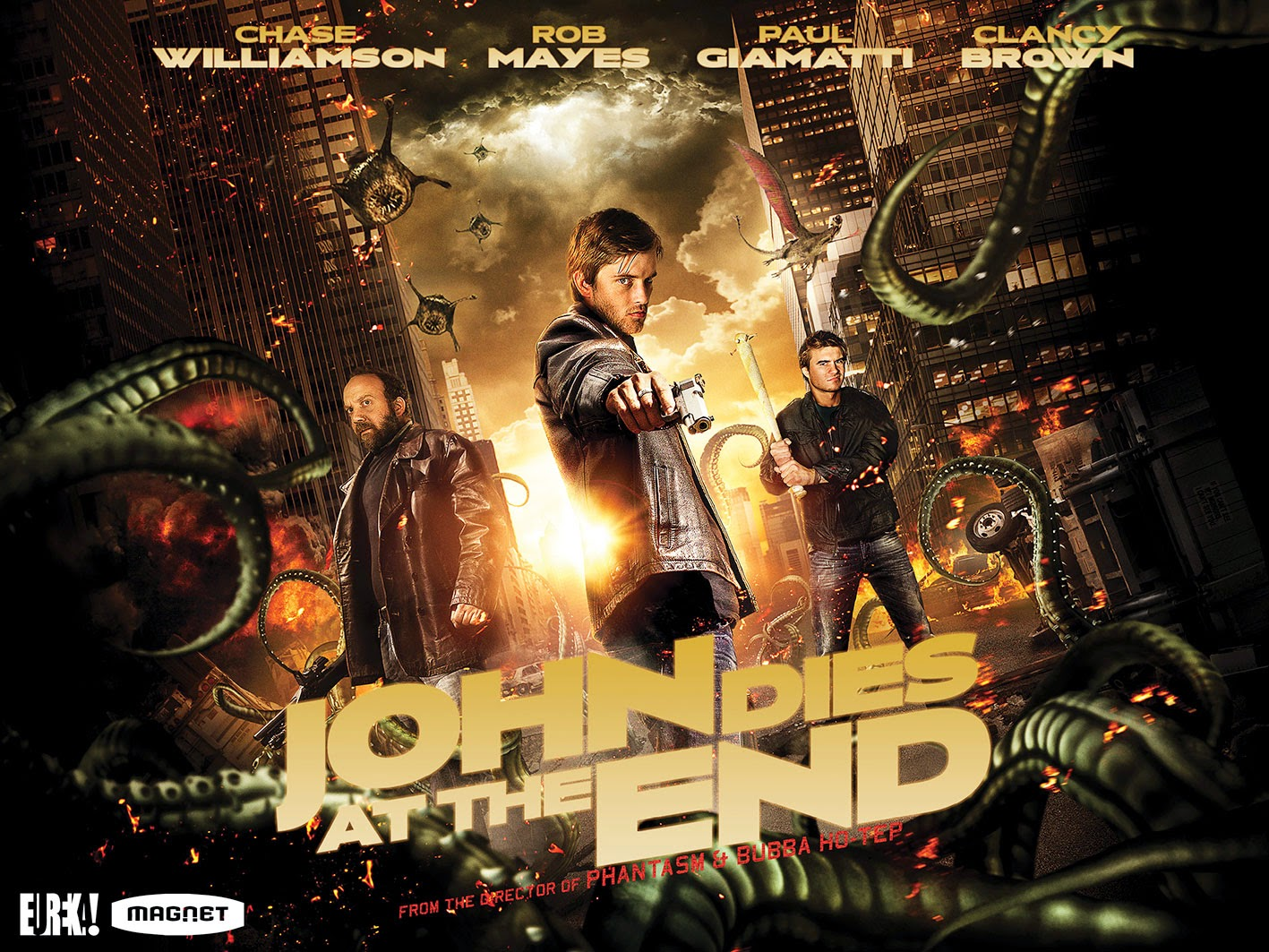 John Dies at the End (2012) ταινιες online seires oipeirates greek subs
