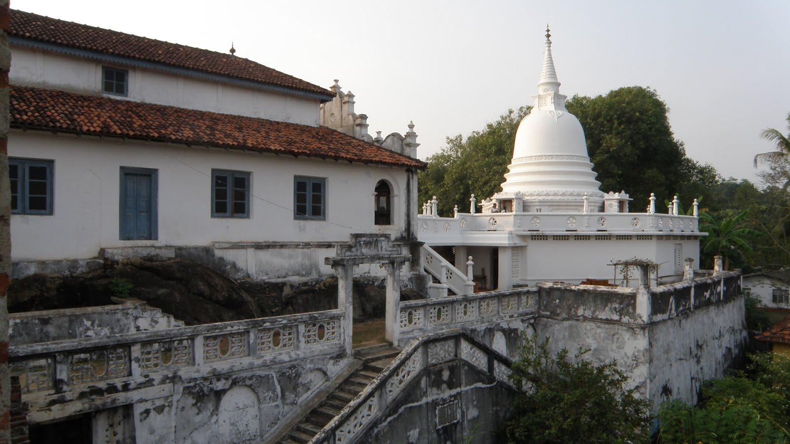 Додандува, храм