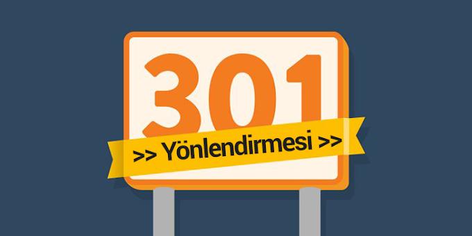 PHP 301 Yönlendirme