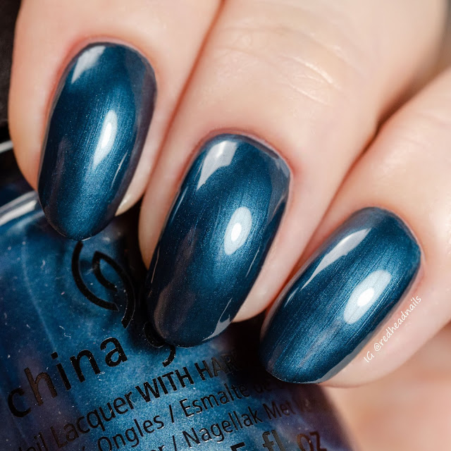 "China Glaze ""Gone West"" swatches"
