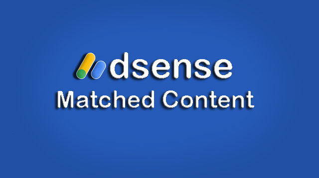 Cara Memasang Widget Matched Content Di Bawah Artikel