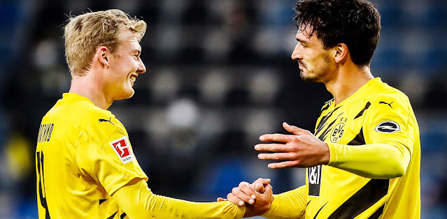Arminia Bielefeld vs Borussia Dortmund – Highlights