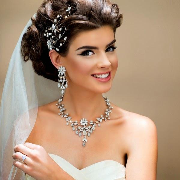Wedding Hairstyle Jewellery: Latest International Fashion Of