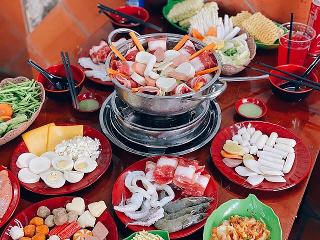 Lẩu Tokbokki Quận 1 ngay Cinestar Nguyễn Trãi giá từ 79k