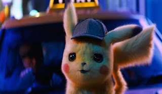 Reveal first trailer of Detective Pikachu a Pokemon among humans