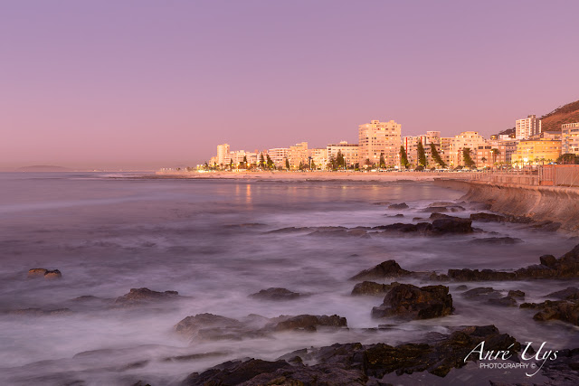 Seascape Long Exposure at Sea Point