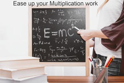 Multiplication Work