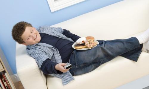 Obesitas Dapat Menyebar pada Remaja dengan Lingkungan yang Condong Gemuk