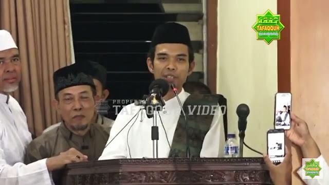 Begini Balasan Mengagumkan Ust Abdul Somad kepada Para Penolaknya di Bali