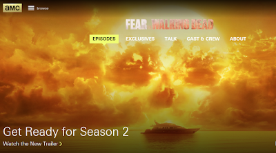Regarder Fear The Walking Dead saison 2 sur AMC