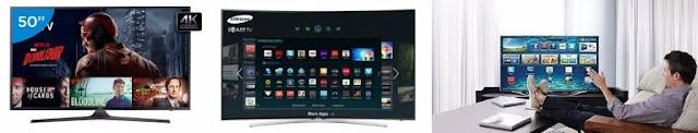 Como Funciona uma Smart TV