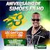 Confira as atrações da festividade de 58 anos de Simões Filho