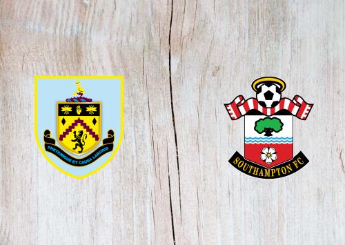 Burnley vs Southampton -Highlights 10 August 2019
