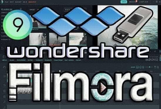 تحميل عملاق المونتاج برنامج Wondershare Filmora portable نسخة محمولة مفعلة محدث دائما