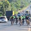 Jajaran Korem 101/Antasari Laksanakan Gowes Kemerdekaan Sepanjang 63 Km