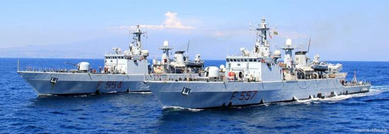 ВМС Італії списали останні корвети типу Мінерва
