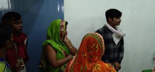 शादी शुदा महिला ने कुँवारे यूवक को फंसाया इश्क के जाल में, प्रेमी ने महिला के पति से छुटकारा मांगने की मांगी भीख