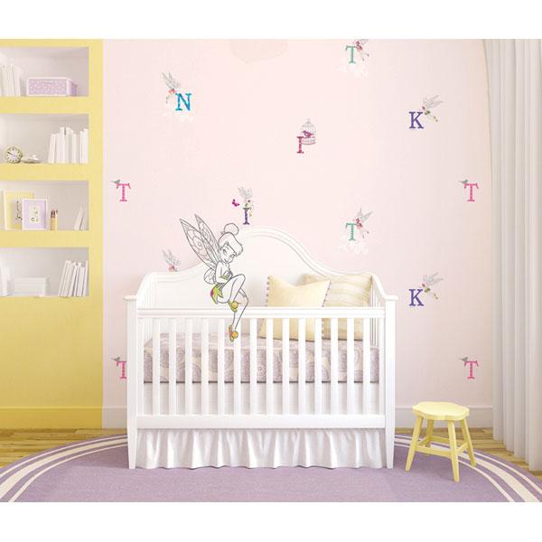 Bí quyết lựa chọn giấy dán tường cho phòng ngủ của bé yêu