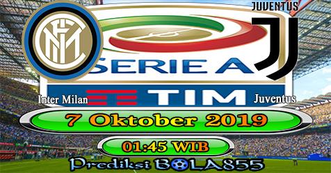 Prediksi Bola855 Inter Milan vs Juventus 7 Oktober 2019