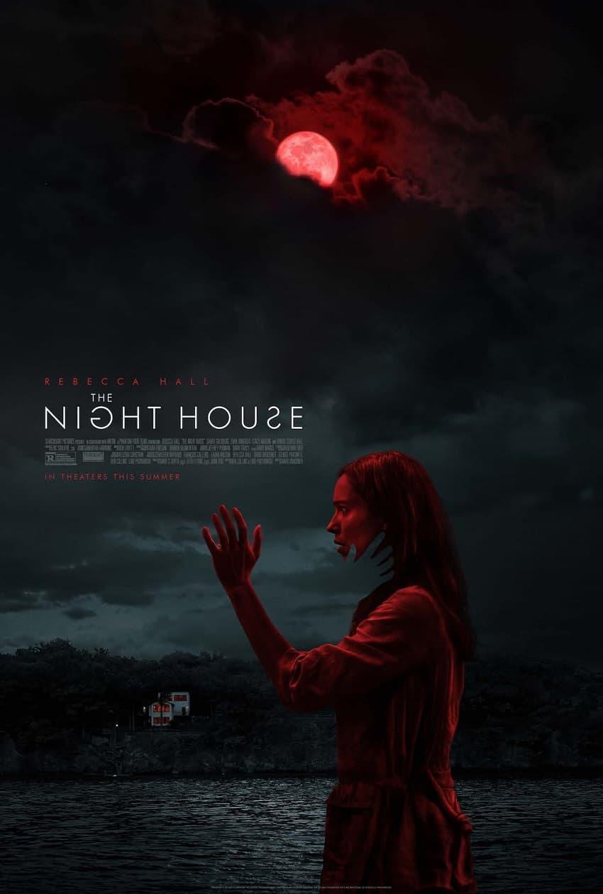 Disney показала трейлер хоррора «Ночной дом» от режиссёра «Ритуала» - Постер