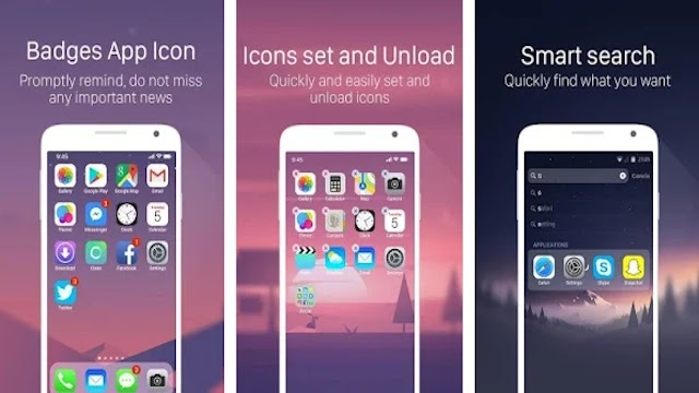 best-ios-launchers-android