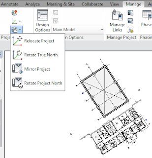 Ideate Solutions: Revit 2016 Rotate Project North