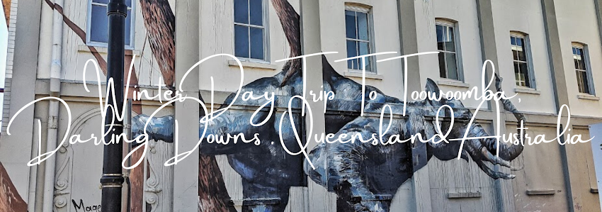 Winter Day Trip to Toowoomba