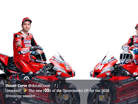 Ducati Officially Launches Livery ,,,,,, !!