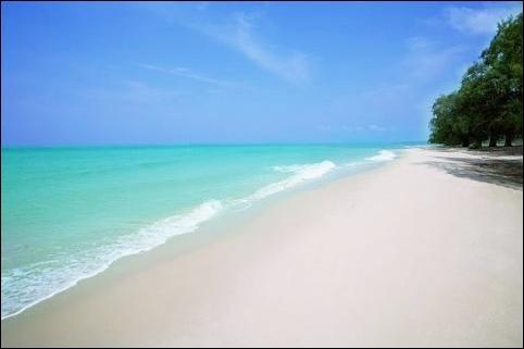 Mặt biển tại Vũng Tàu