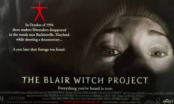 Review Film The Blair Witch Project (1999)