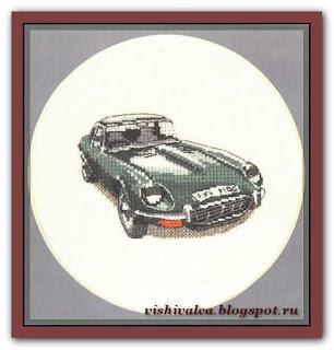 "Heritage Crafts Серия: Companions ""1969 E-Type Jaguar"""