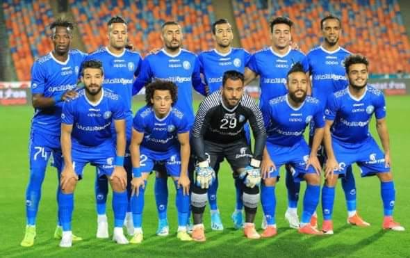 تعرف على تشكيل أسوان لمواجهة المقاولون العرب في الدوري الممتاز