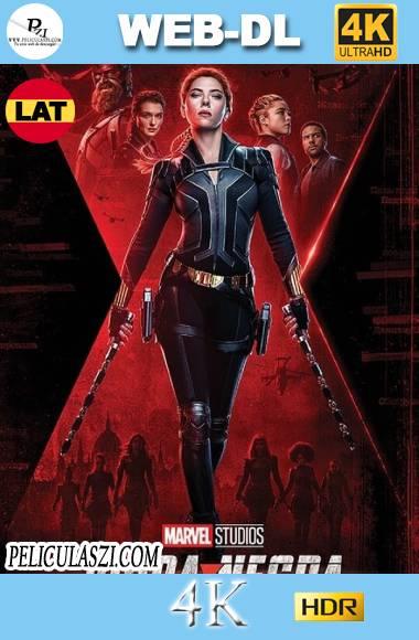 Black Widow (2021) Ultra HD WEBDL 4K HDR Dual-Latino VIP