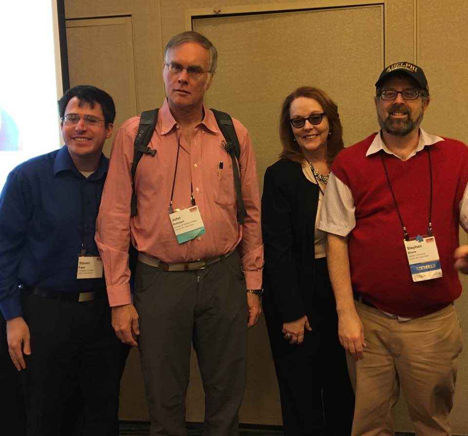 John Elder Robison At Imfar On Autism >> Thinking Person S Guide To Autism Imfar Now With More