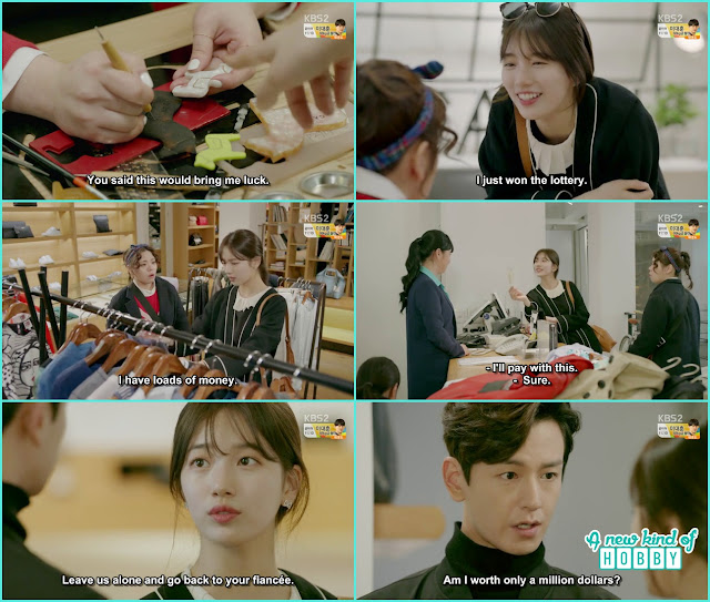 eul take na ri to shopping- Uncontrollably Fond - Episode 14 Review