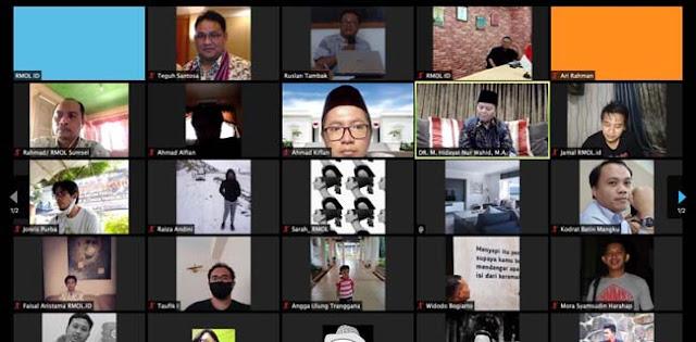 Menurut HNW, Menag, Mendikbud dan Menkumham Paling Pas Dicopot Jokowi