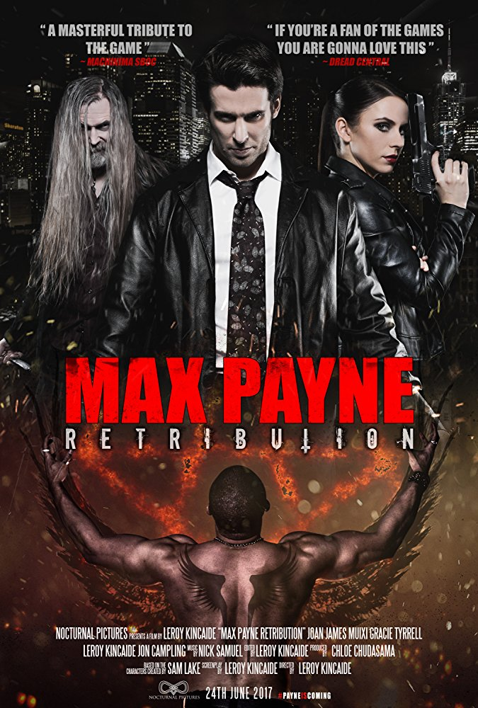 Max Payne Retribution (2017)