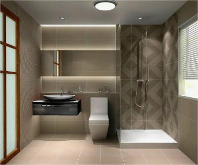 Kamar mandi modern