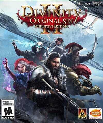 โหลดเกมส์ [Pc] Divinity: Original Sin 2 - Definitive Edition