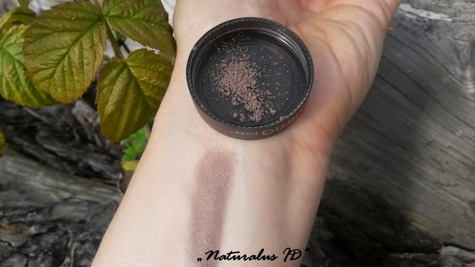 Alima Pure Raven swatches