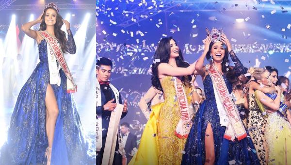Reina Hispanoamericana 2019 es México