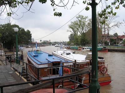Puerto fluvial Delta del Tigre, Argentina, vuelta al mundo, round the world, La vuelta al mundo de Asun y Ricardo