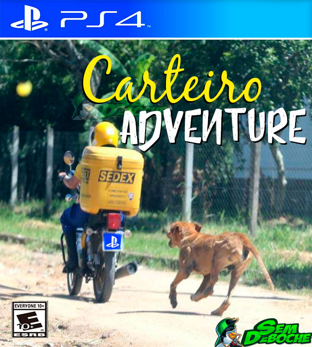 CARTEIRO ADVENTURE
