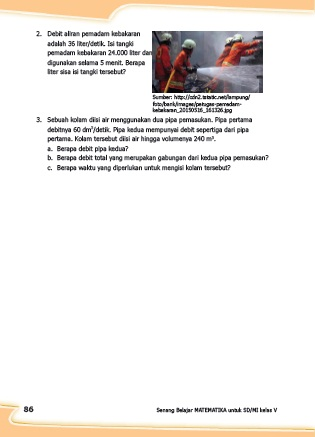 Kunci Jawaban Gemar Matematika Kelas 5 Halaman 86