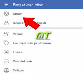 Cara Ganti Email Atau Nomor di Facebook