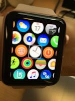 ikony na hodinkách