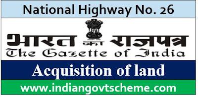 National Highway No. 26