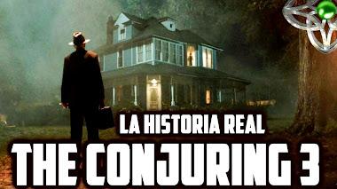 La HISTORIA REAL detrás de THE CONJURING 3 (El Conjuro - El diablo me obligo a hacerlo)