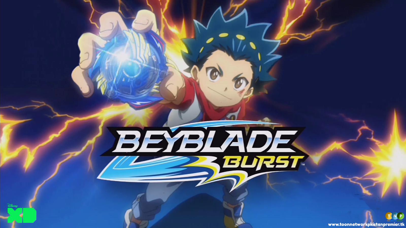 Beyblade Burst  Episodes in 720p HD