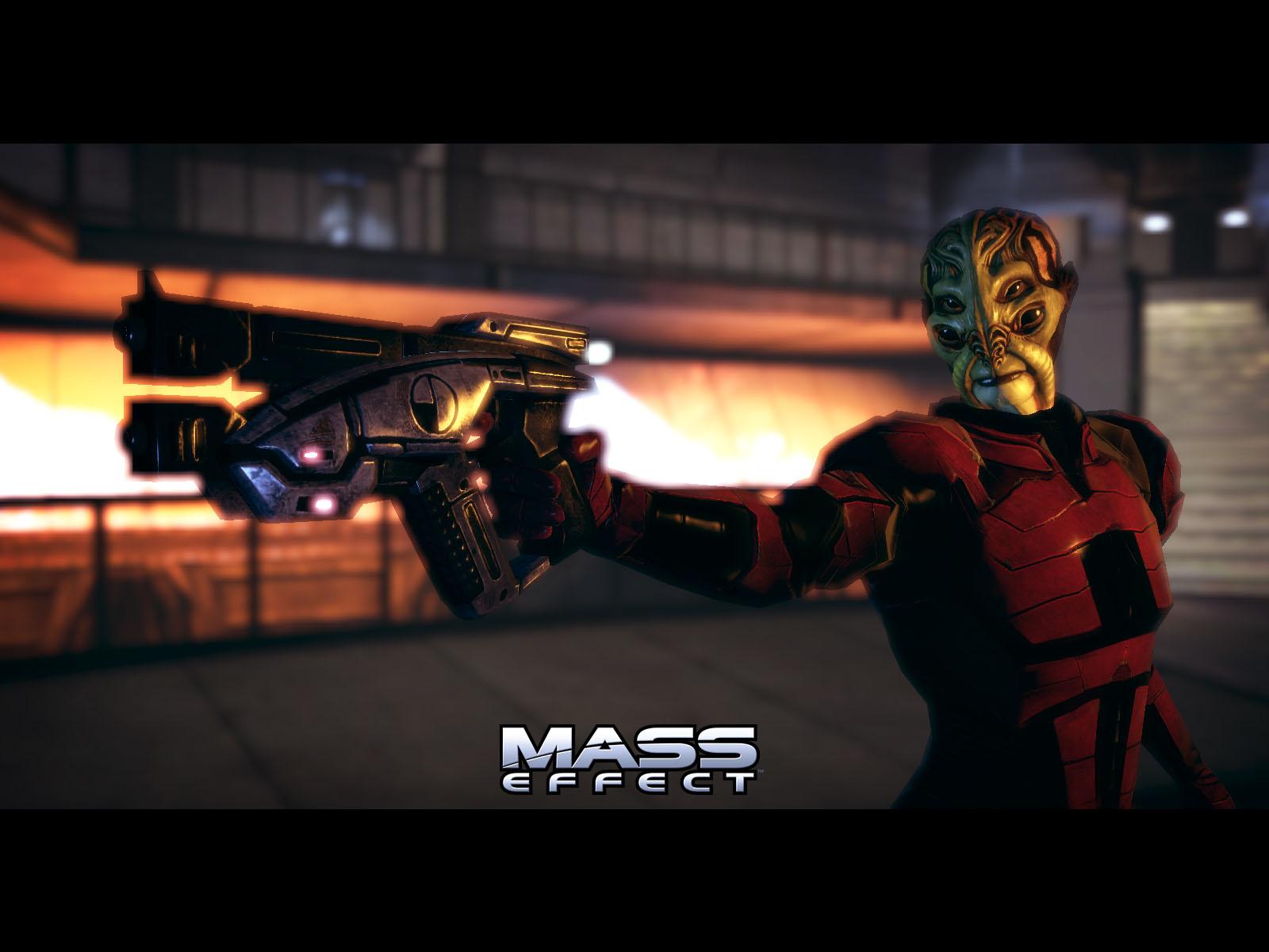 Wallpapers Mass Effect Wallpapers